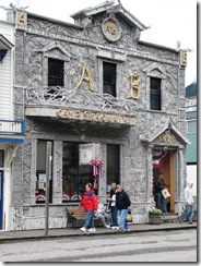 Skagway Alaska Most Photographed Building