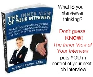 interview question: what were your job responsibilities?