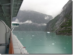 Sapphire Princess Glacier Cruising
