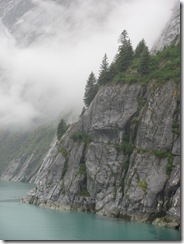 Alaska Tracy Arm Fjord