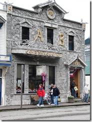 Skagway Alaska Most Photographed Building